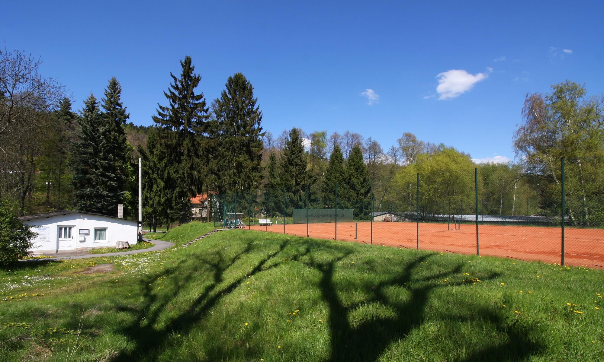 Herzlich Willkommen beim Tennisclub aus Berggießhübel